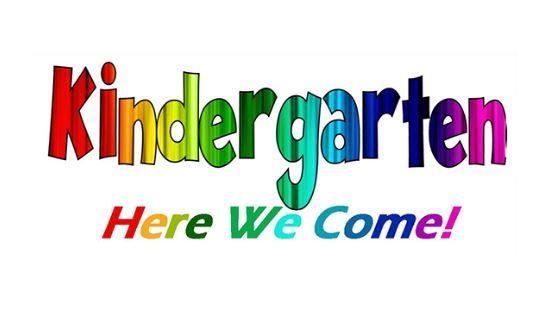 Kindergarten Jump-Start August 15, 16, & 17 8:00AM -11:00AM