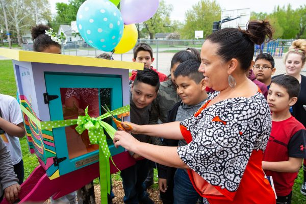 Rampant Reading Leads to New Library at McKinley Elementary